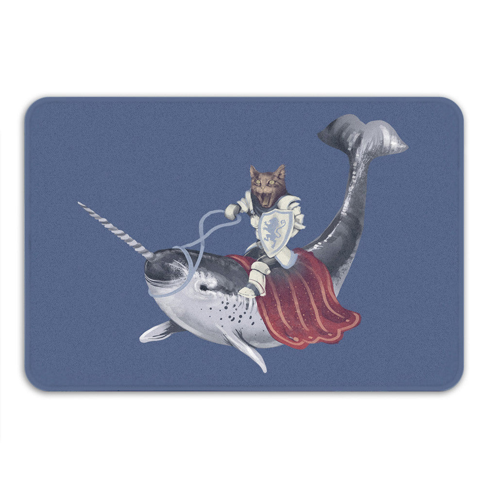 Sir Catspian Bath Mat