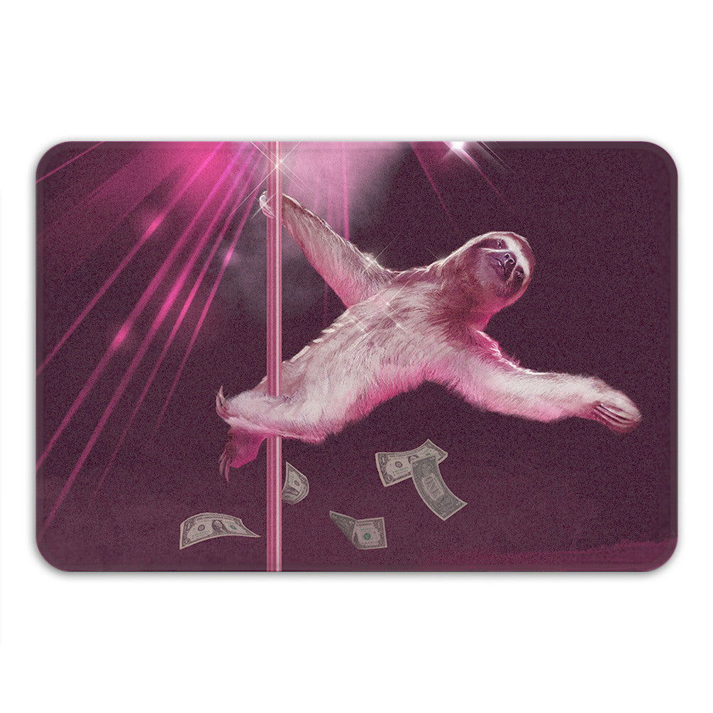 Stripper Sloth Bath Mat