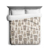 Teeth Duvet Cover