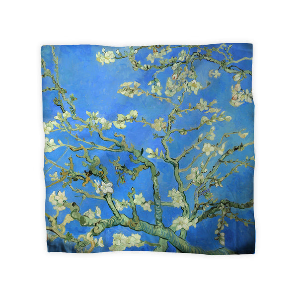 Almond Branches Duvet Cover