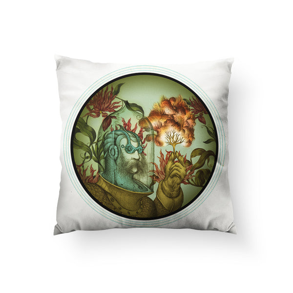 Caliope Throw Pillow