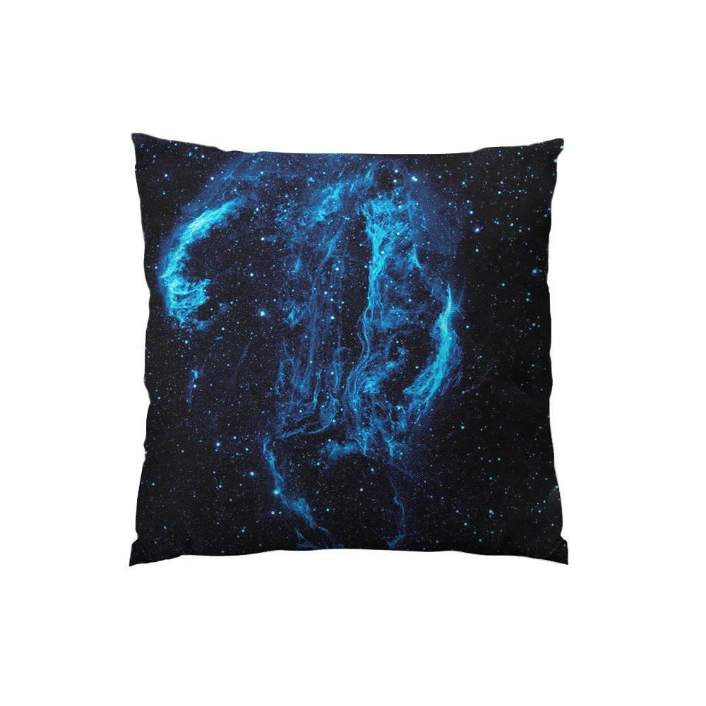 Cygnus Loop Throw Pillow