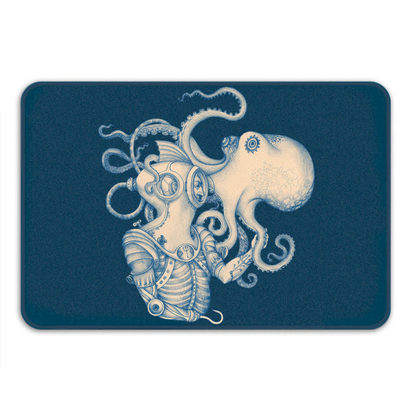 Deep Sea Discovery Bath Mat
