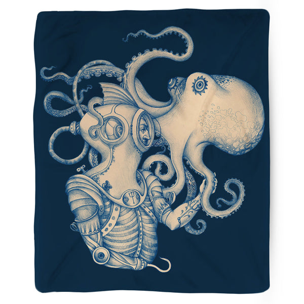 Deep Sea Discovery Blanket