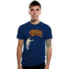 Fishing Mens Graphic Tee