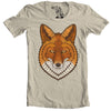 Geometric Fox Men's Graphic Tee
