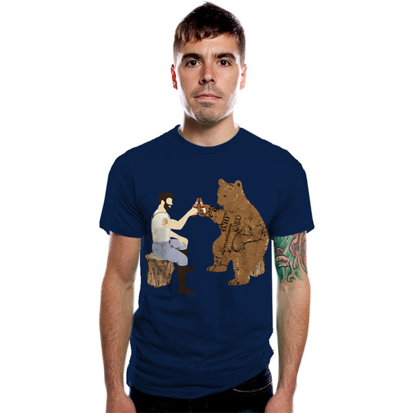 Having a Bear Graphic Tee
