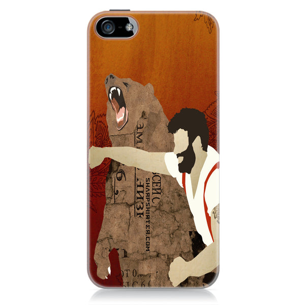 Haymaker iPhone Case