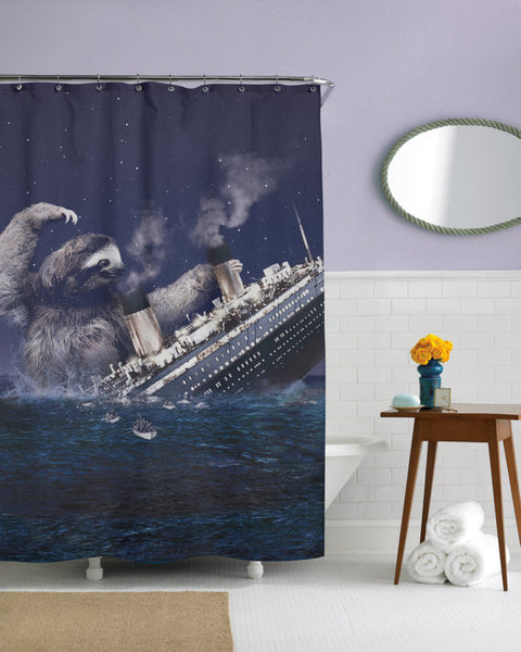 Funny Shower Curtains For Men