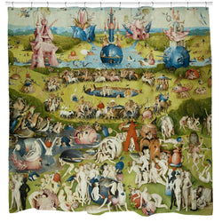Earthly Delights Shower Curtain
