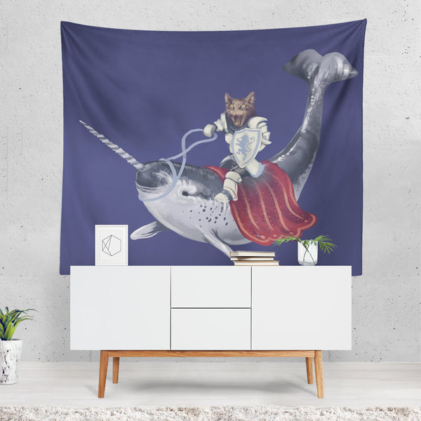Sir Catspian Tapestry