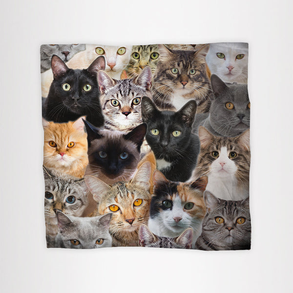 Cats For Days Duvet Cover