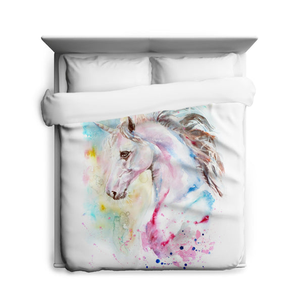 Magical Unicorn Duvet Cover