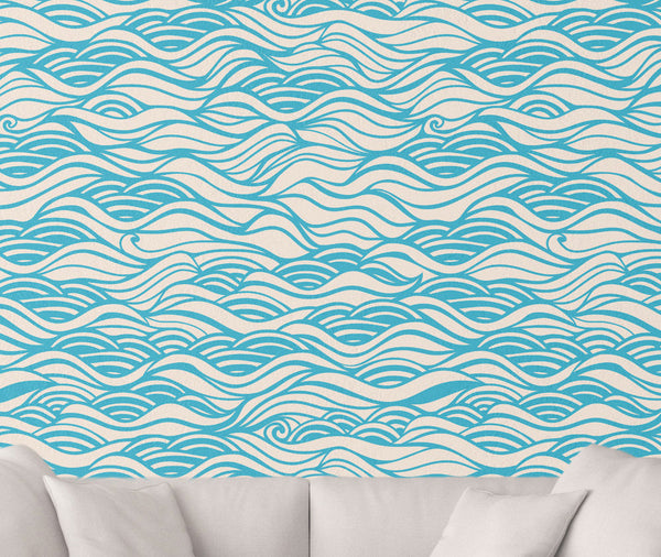 Beach Wave Wallpaper