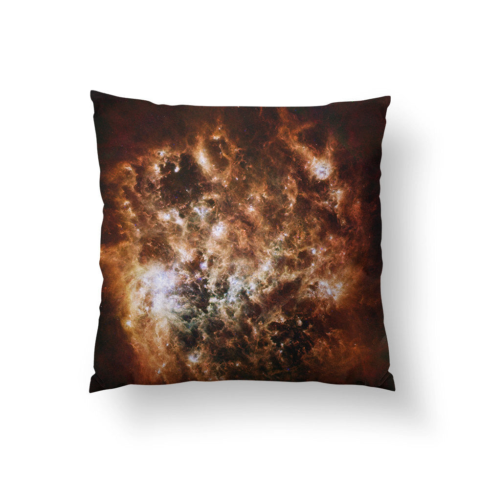 Magellanic Cloud Throw Pillow