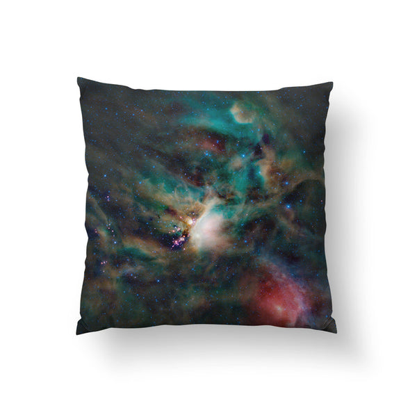 Rho Ophiuchi Throw Pillow