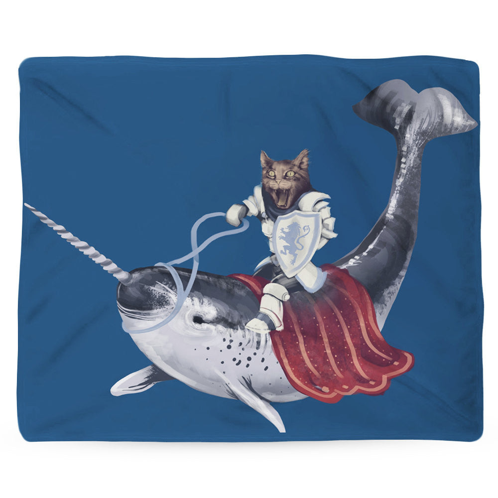 Sir Catspian Blanket