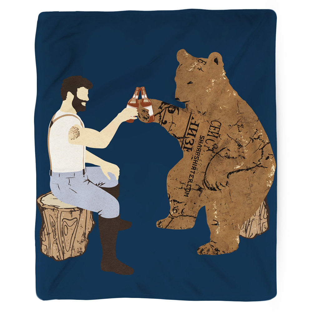 Having a Bear Blanket