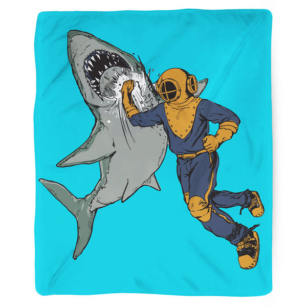 Shark Punch Blanket