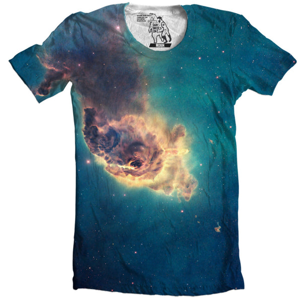 Jet in Carina Men's Graphic Tee