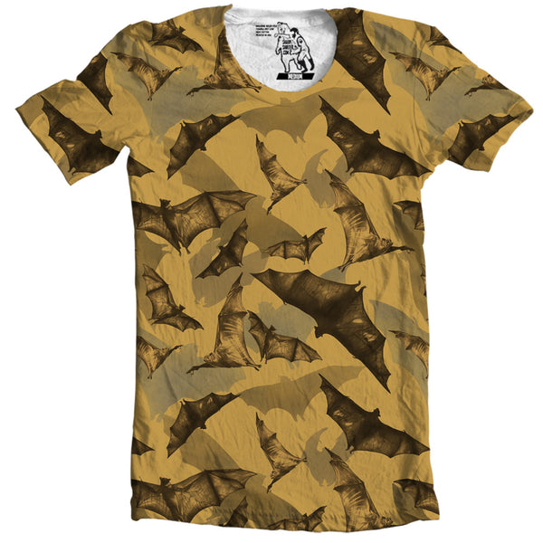 Going Batty Men's Graphic Tee