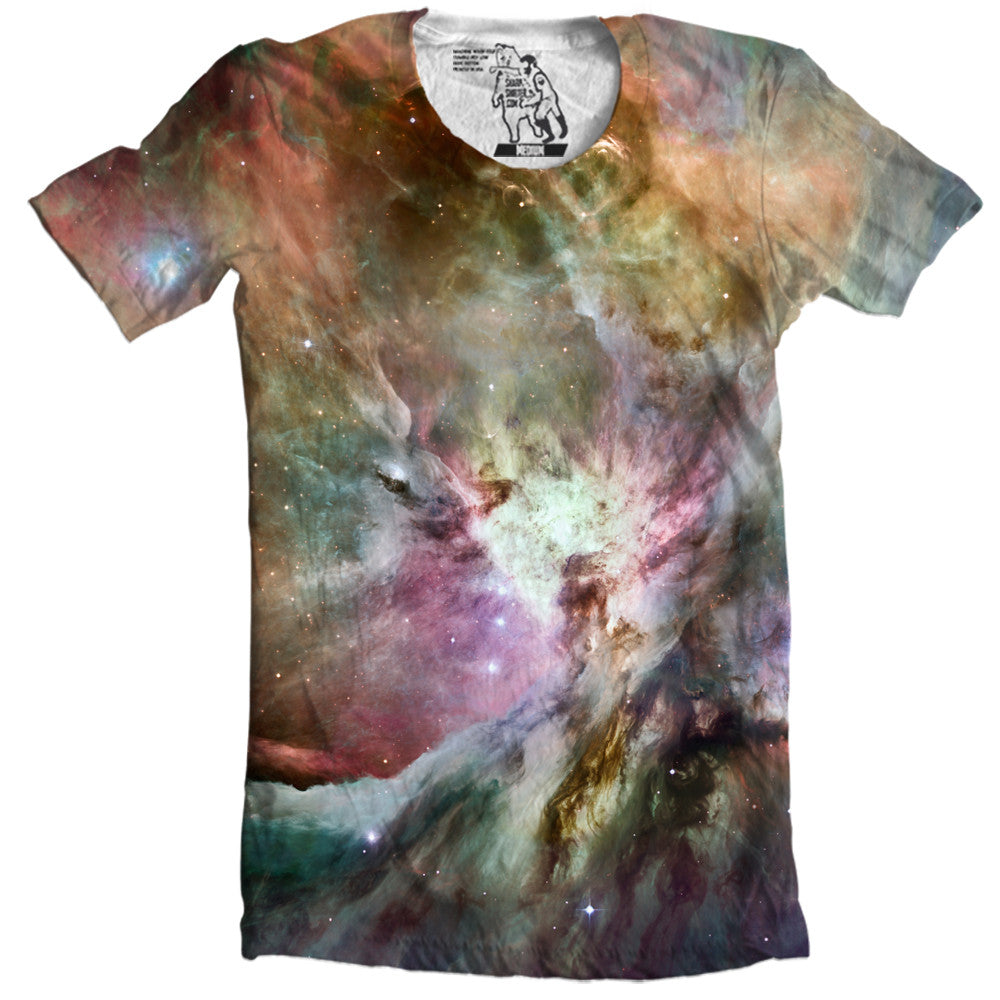 Orion Nebula Men's Graphic Tee