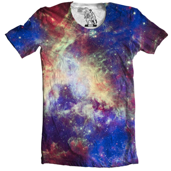 Tarantula Nebula Men's Graphic Tee