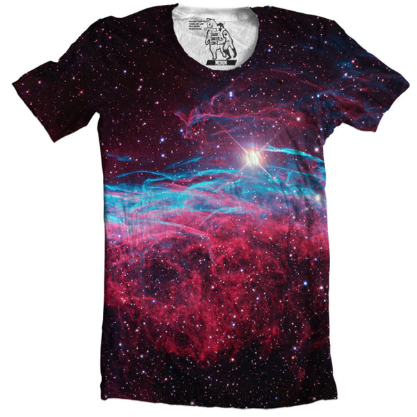 Veil Nebula Men's Graphic Tee