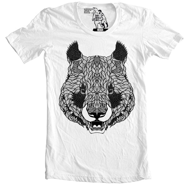 Pandamonium Panda Men's Graphic Tee