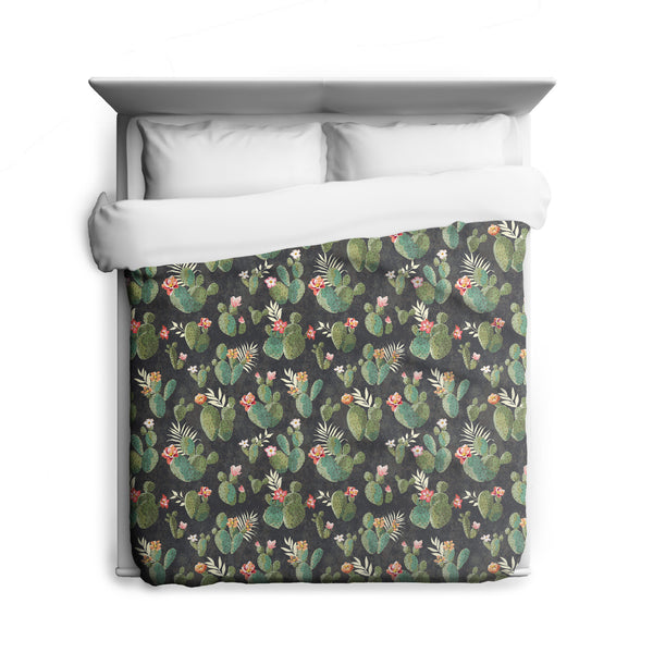 Prickly Pattern Duvet Cover
