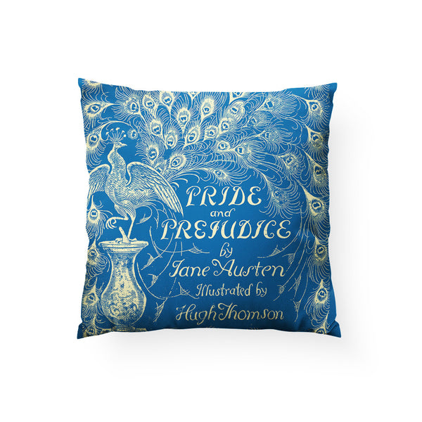 Pride & Prejudice Throw Pillow