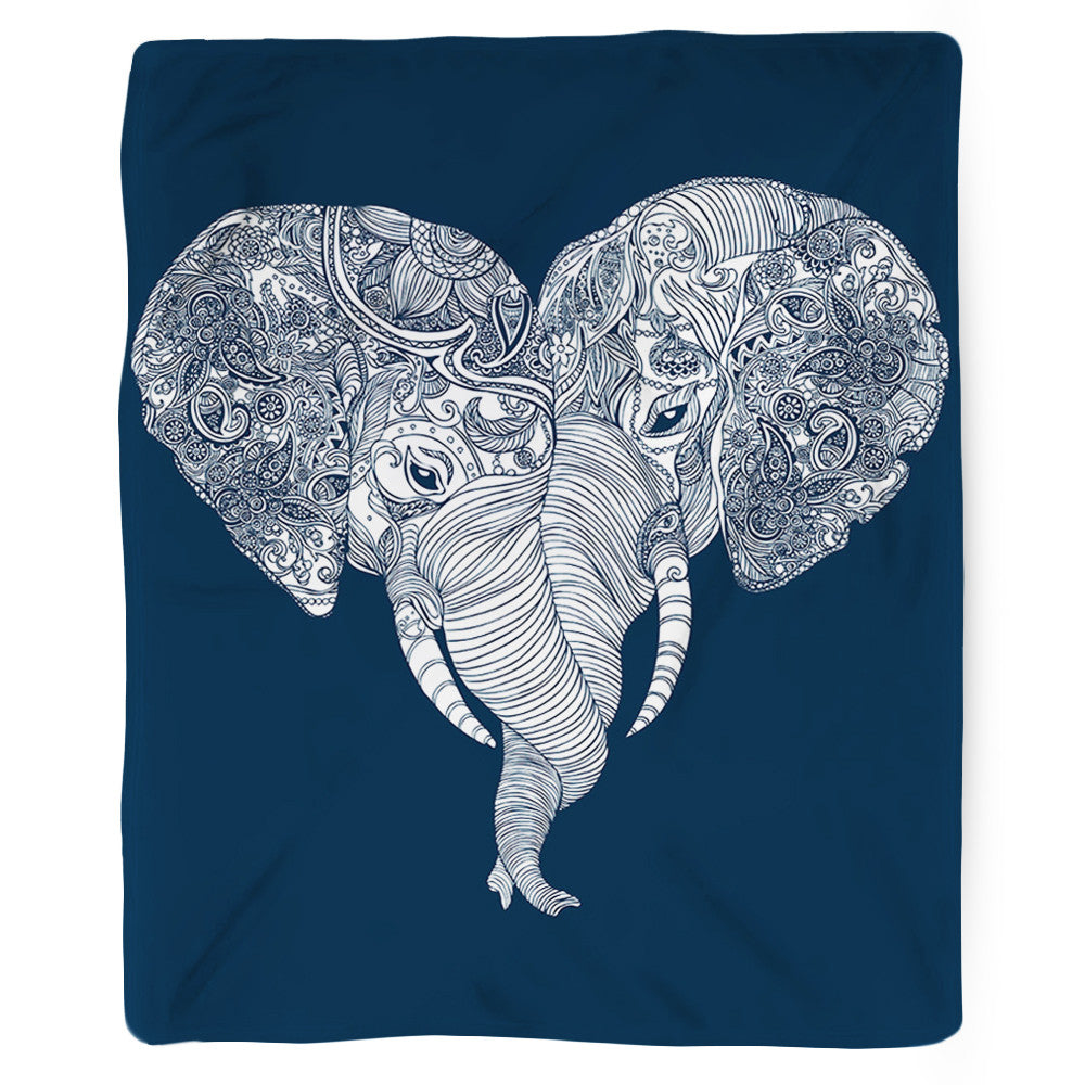 Punch Trunk Love Blanket