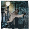Slothin' in the Rain Shower Curtain