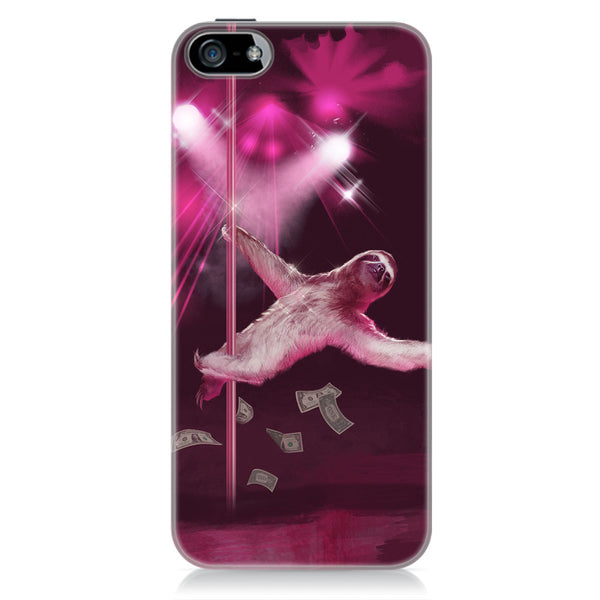 Stripper Sloth iPhone Case