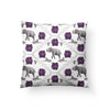 Wild Style Throw Pillow