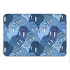 Wall of Walrus Bath Mat