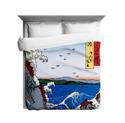 Wild Sea  Duvet Cover