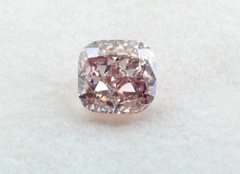 1.08ct Pink Cushion Diamond Loose Diamond GIA certified JEWELFORME BLUE