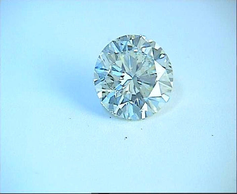 3.02ct F-VS1 Loose Diamond Round Diamond JEWELFORME BLUE GIA Certified
