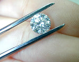 0.50ct D-IF Loose Diamond Round Diamond GIA certified JEWELFORME BLUE
