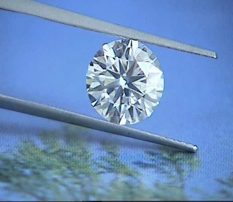 2.01ct G-SI1 Round Diamond  JEWELFORME BLUE 900,000 GIA EGL certified Diamonds