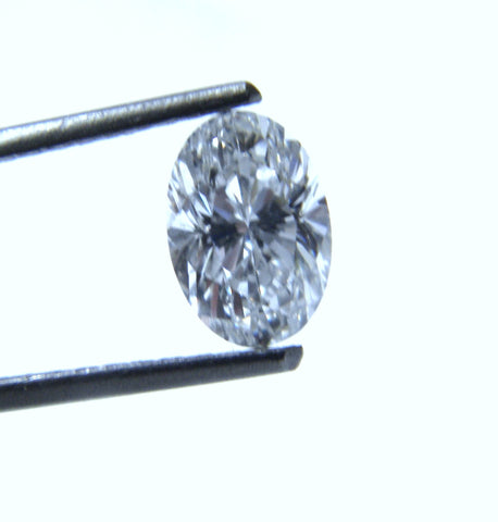 0.42ct H-VS Loose Diamond Oval 900,000 GIA certified Diamonds JEWELFORME BLUE