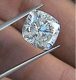 10.18ct G-VS1 GIA certified Cushion loose Diamond Any Size Any Shape  Anniversary Rings Bridal Birthday Gift