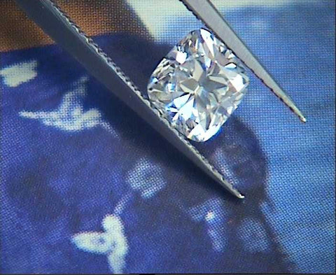 1.10ct G-VS2 Cushion Diamond Loose Diamond GIA certified BLUERIVER4747