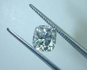1.71ct G-VS2 Cushion Diamond Loose Diamond GIA certified JEWELFORME BLUE