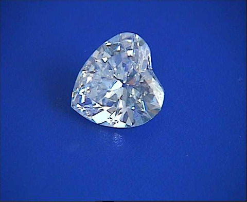 2.03ct G-SI2 Heart shape Loose Diamond  GIA certified  Anniversary Engagement JEWELFORME BLUE