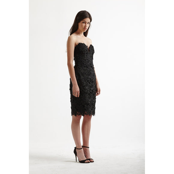 Pride Dress in Black Lace