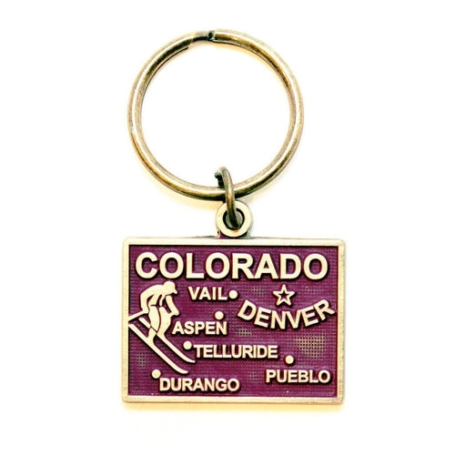 Colorado Keychain