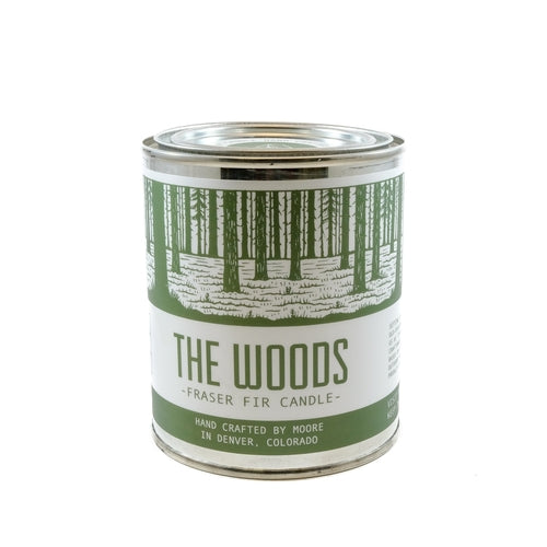 The Woods Candle
