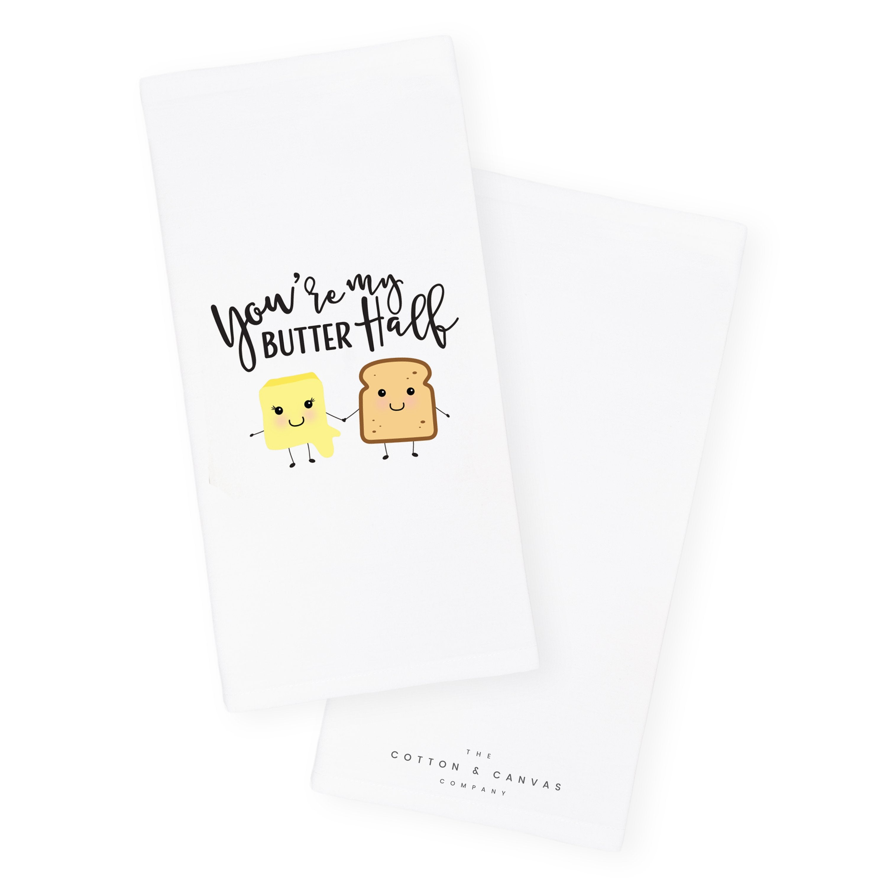 You're My Butter Half Kitchen Tea Towel